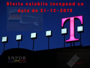 Oferta partenerelui SNPDR telekom